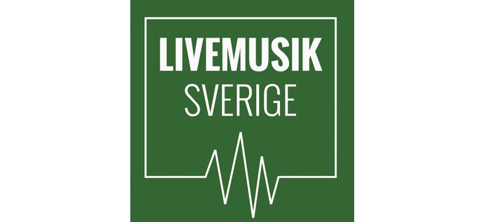 Livemusik Sverige